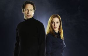 The X Files 2016 Photos