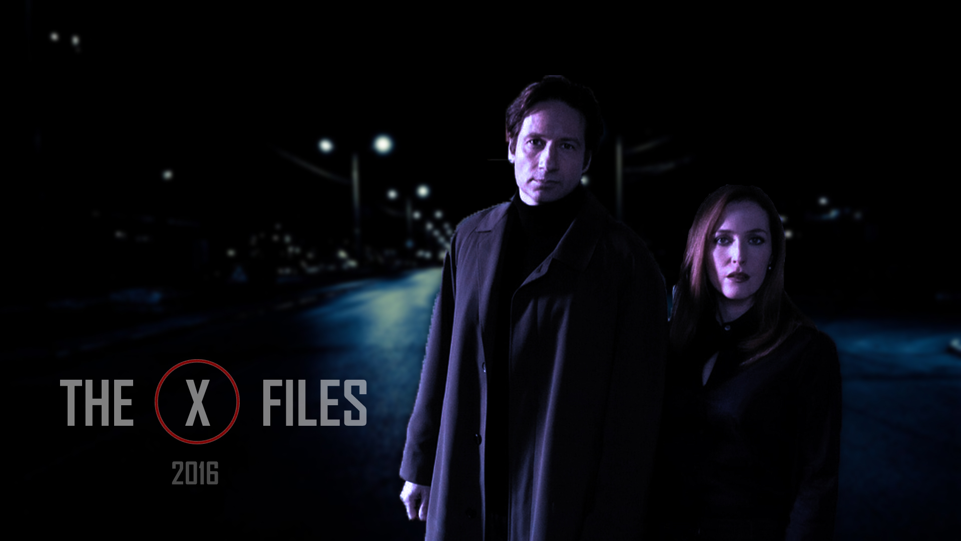 the x files 2016 hd wallpapers