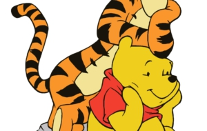 Tigger HD Background
