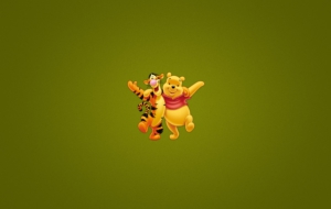 Tigger HD Wallpaper