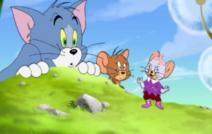 Tom & Jerry Background