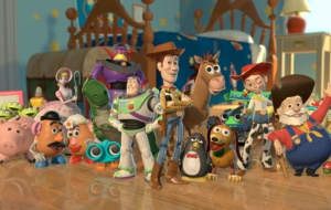 Toy Story 3 Background