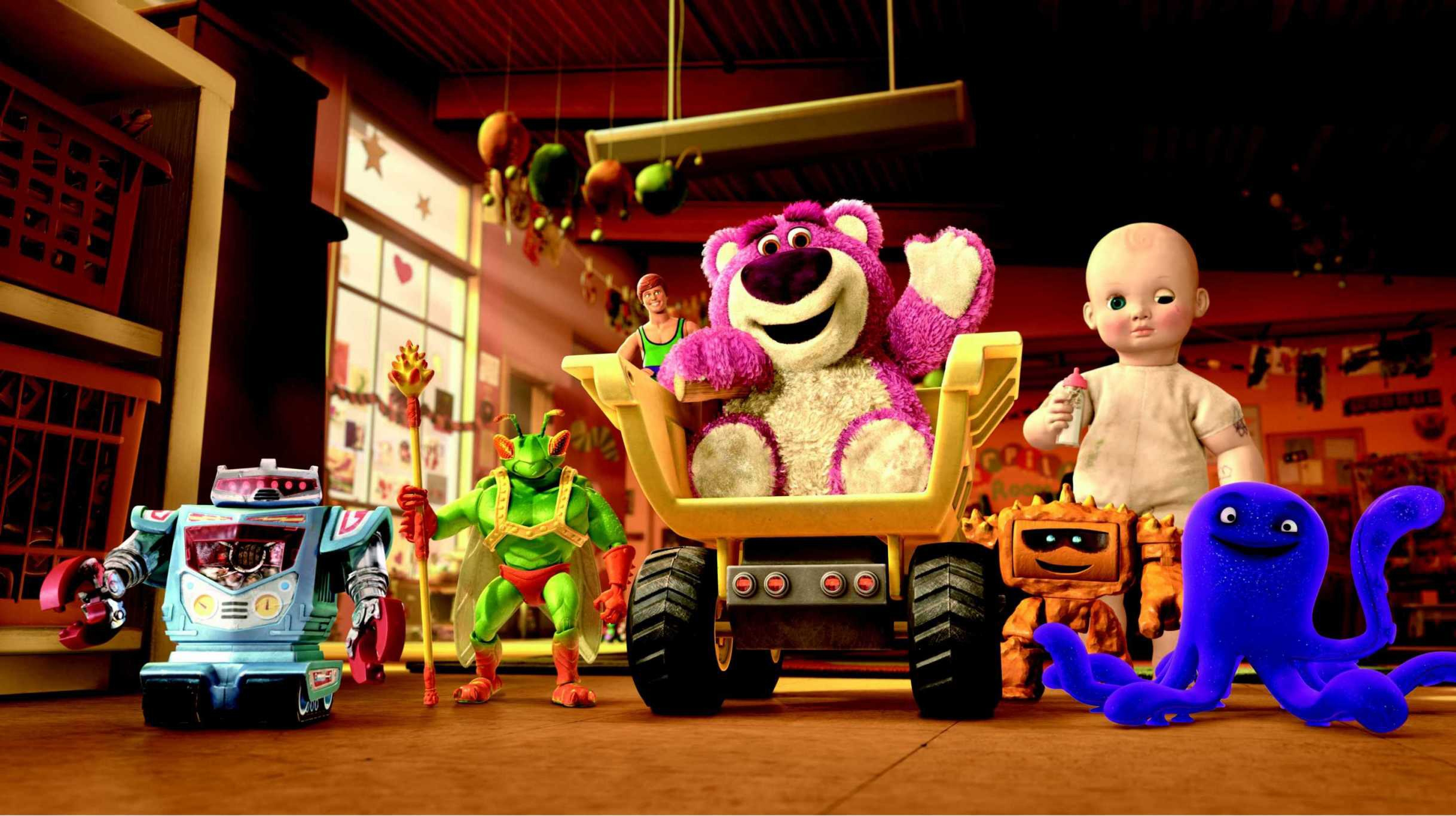 Toys For All : Toy story hd wallpapers