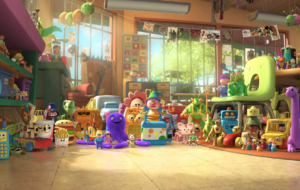 Toy Story 3 HD Wallpaper