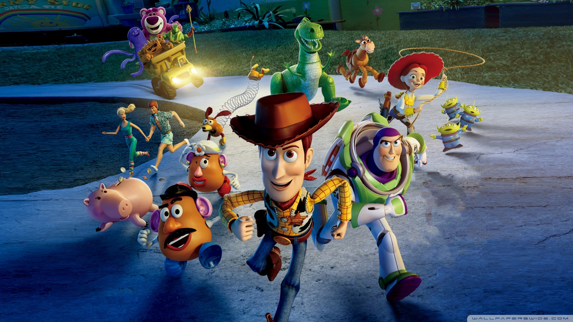 Toy story 3 hd wallpapers - Toy story wallpaper ...