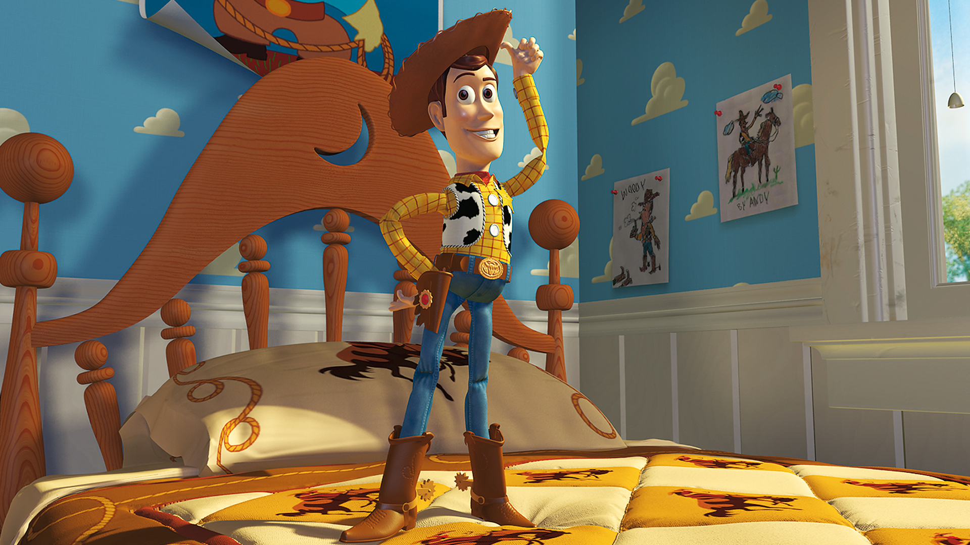 Toy story hd wallpapers - Toy story wallpaper ...