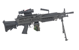 US M27 IAR Rifle High Definition