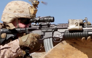 US M27 IAR Rifle High Quality Wallpapers