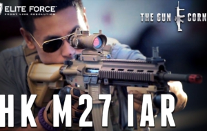 US M27 IAR Rifle Full HD