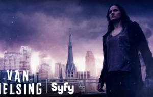 Van Helsing TV Series HD Background