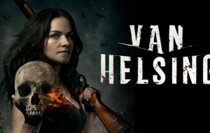 Van Helsing TV Series High Definition Wallpapers