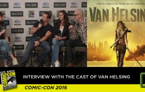 Van Helsing TV Series Photos
