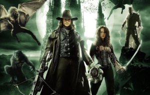 Van Helsing TV Series Widescreen