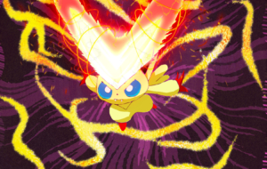 Victini Background