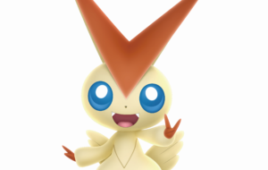 Victini High Definition