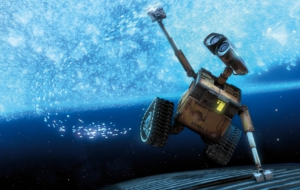 WALL E Background