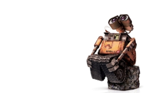 WALL E HD Desktop