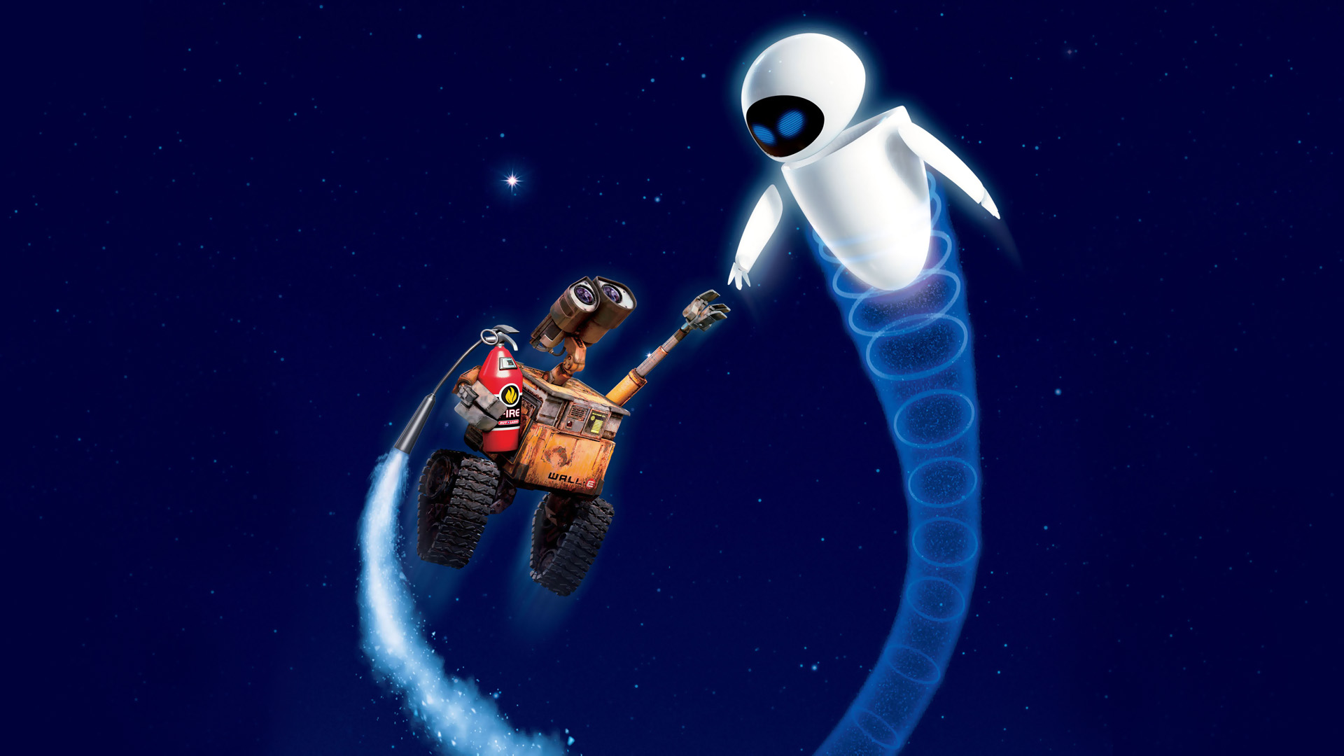 Wall e hd wallpapers for Wallpaper hd home movie