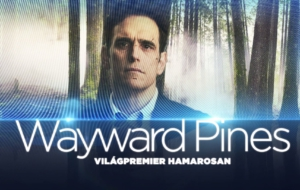 Wayward Pines HD Wallpaper