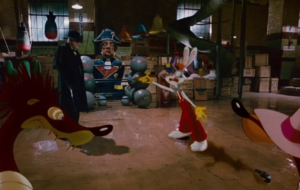 Who Framed Roger Rabbit Photos