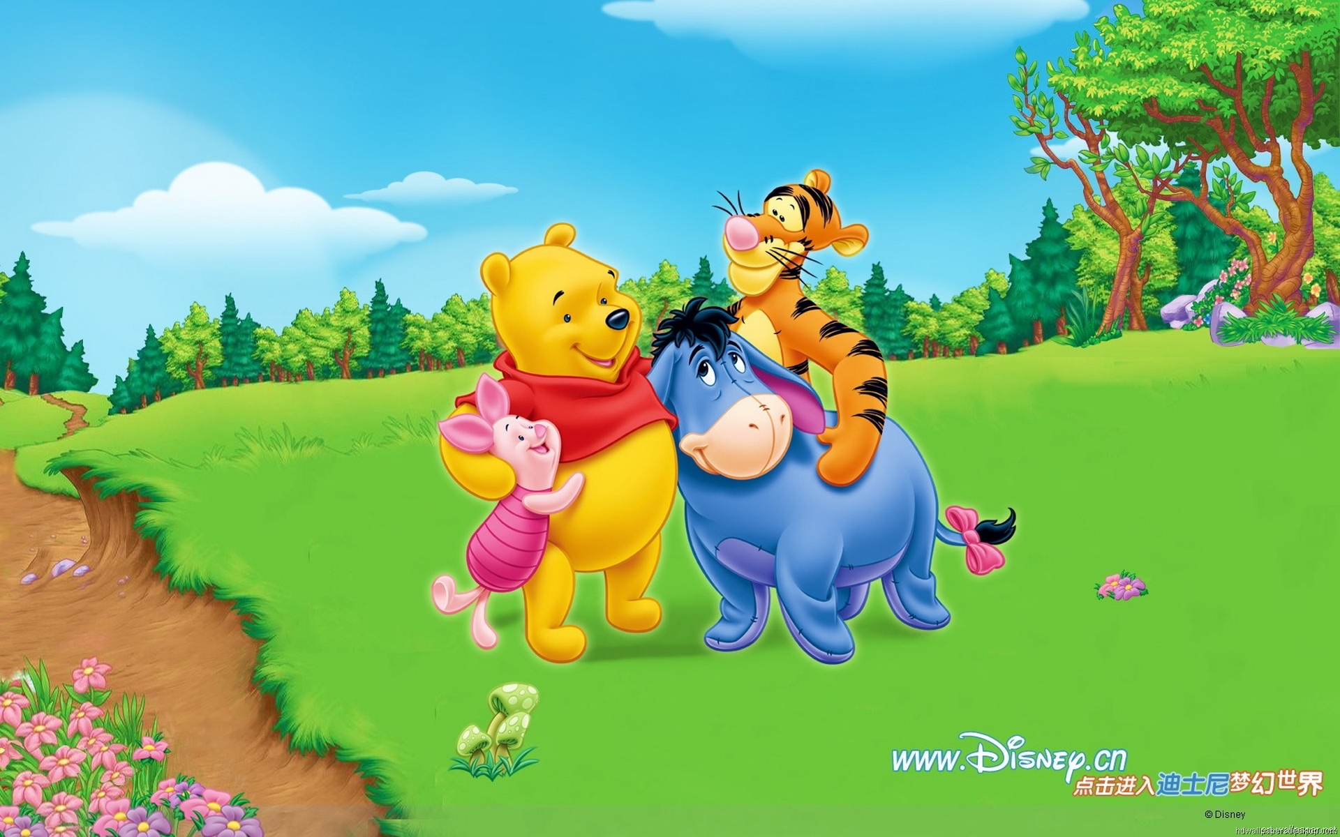 pooh wallpapers winnie the - photo #14