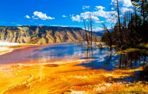 Yellowstone National Park High Definition Wallpapers