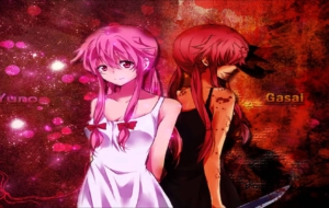 Yuno Gasai Widescreen