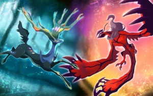 Yveltal High Definition Wallpapers