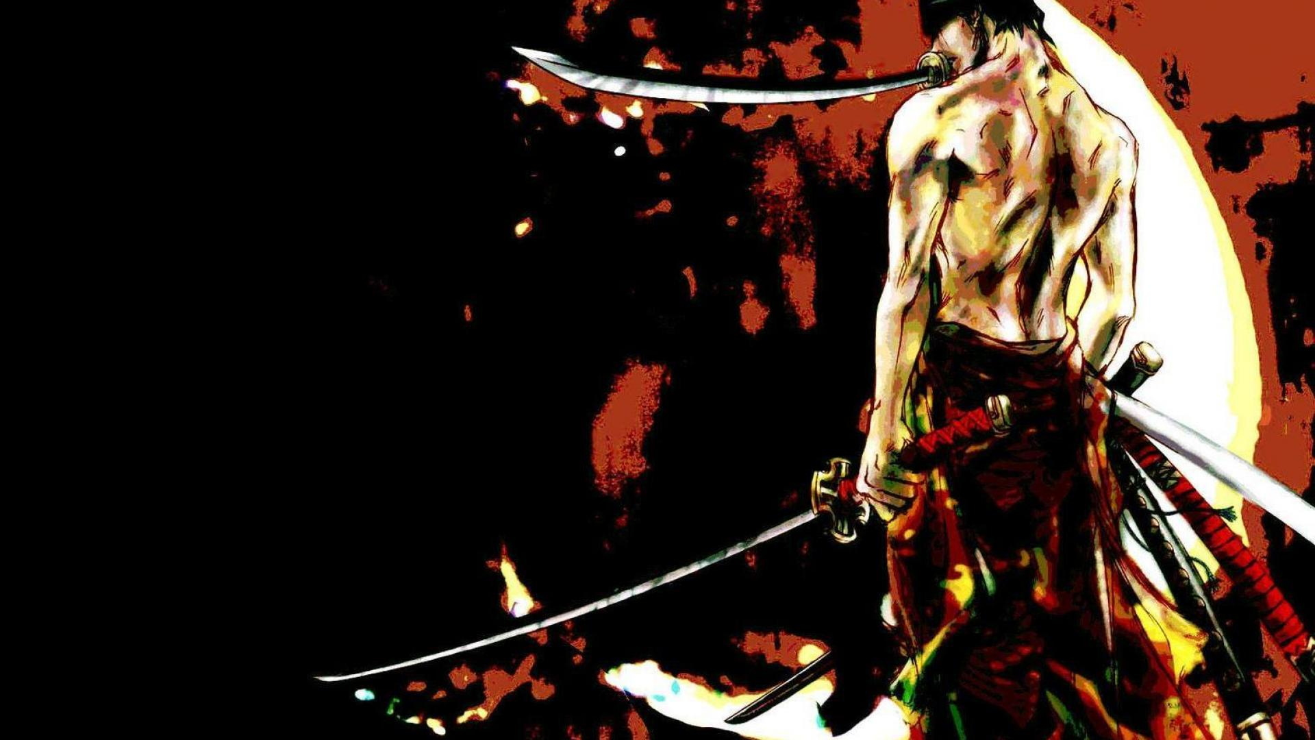 Zoro roronoa hd wallpapers - One piece logo zoro ...