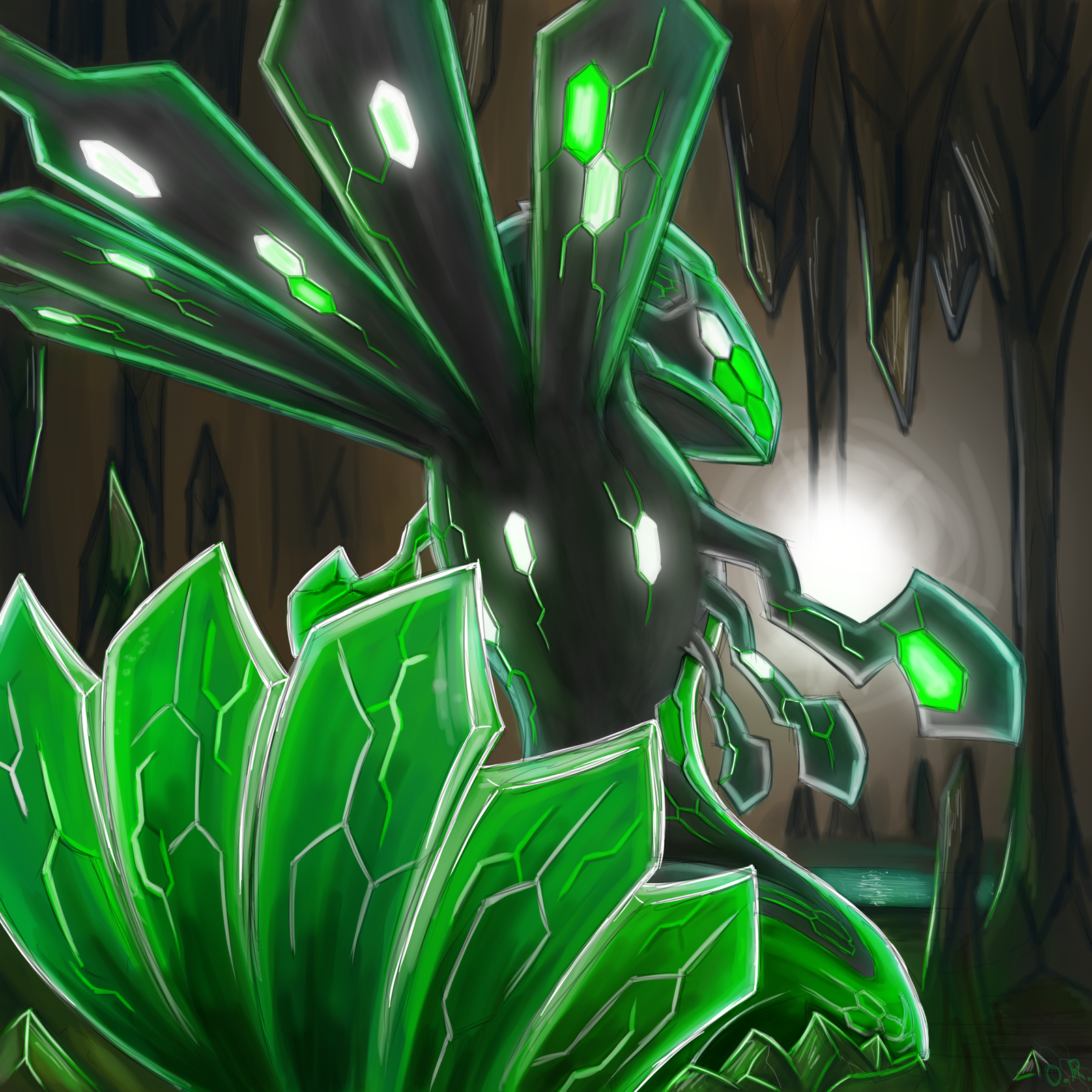 Zygarde HD Wallpapers