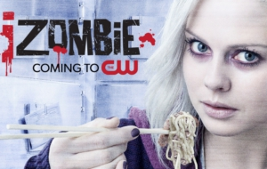 IZombie Background