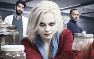 IZombie HD Background