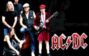 ACDC HD Background