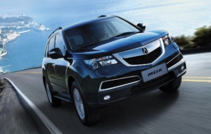 Acura CDX 2017 HD Wallpaper