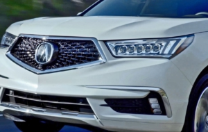 Acura CDX 2017 High Definition