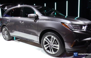 Acura CDX 2017 High Definition Wallpapers