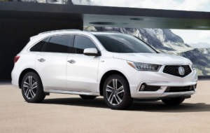 Acura CDX 2017 Wallpapers