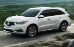 Acura CDX 2017 For Desktop