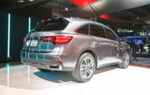 Acura CDX 2017 Full HD