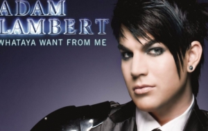 Adam Lambert HD Wallpaper