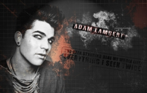 Adam Lambert Photos