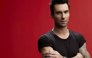 Adam Levine High Definition