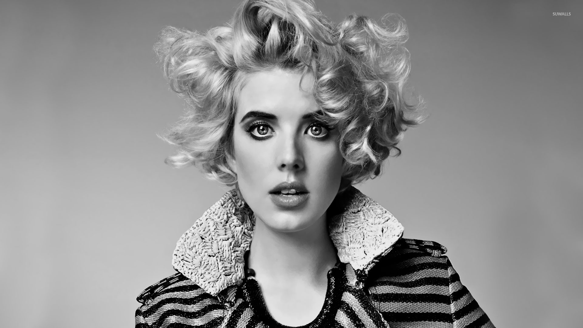 Agyness Deyn at Our Site?