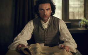 Aidan Turner HD Wallpaper