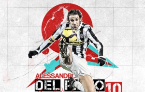 Alessandro Del Piero High Definition