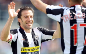 Alessandro Del Piero Photos