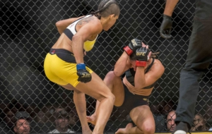 Amanda Nunes Background