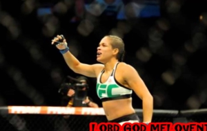 Amanda Nunes HD Wallpaper