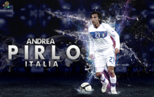 Andrea Pirlo HD Wallpaper