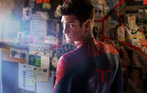 Andrew Garfield Background